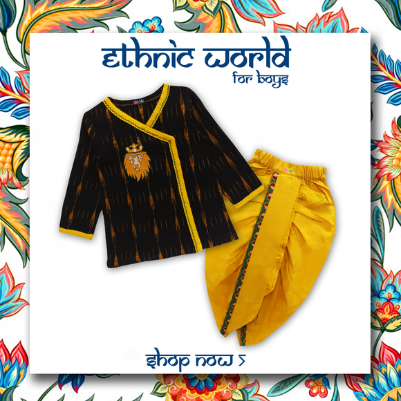 Kurta Pyjama / Dhoti Sets for Boys