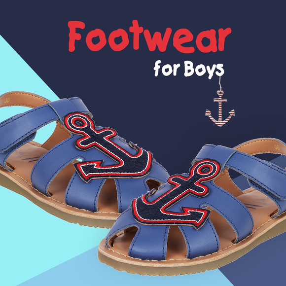 Footwear for Boys