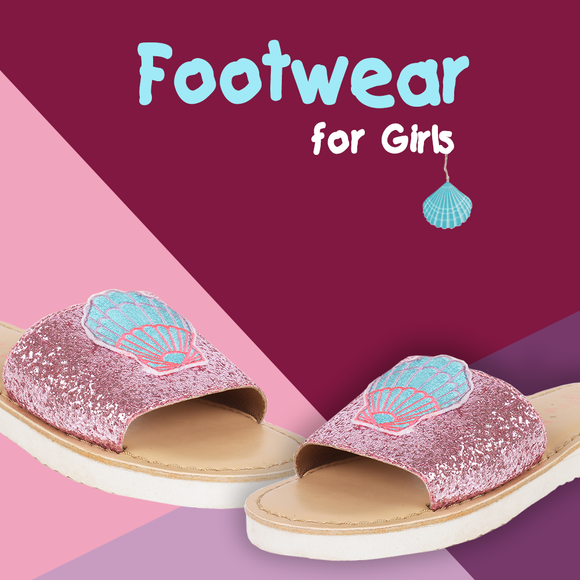 Footwear for Girls