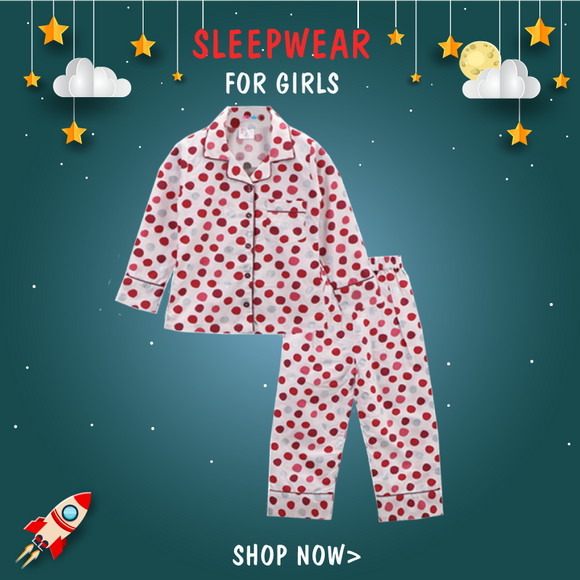 Sleepwear for Girls