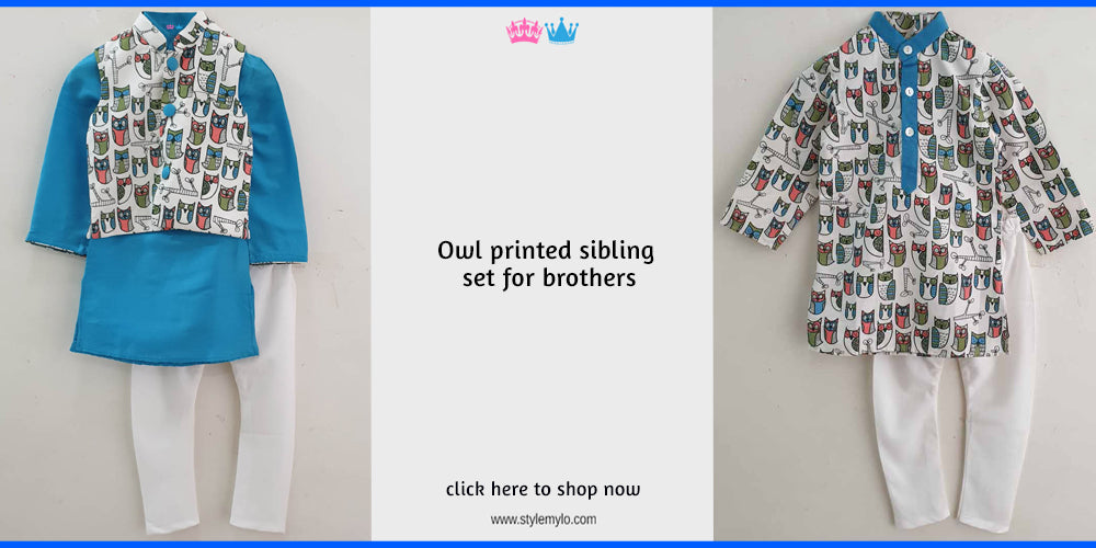 Sibling Dresses | Matching Brother Sibling Sets