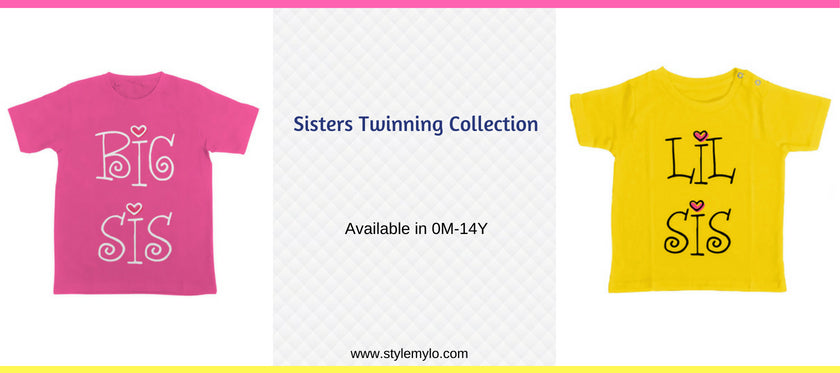 Sibling Collection, Sister Sister Collection