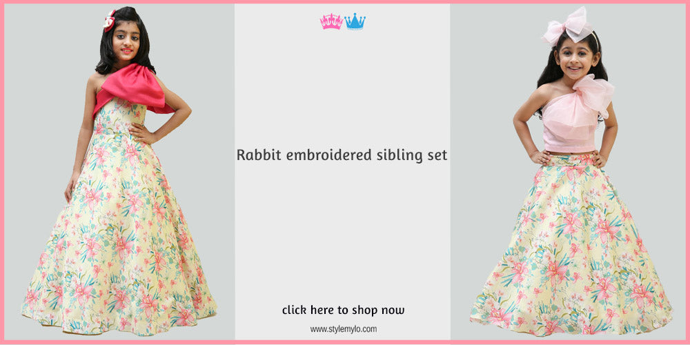 Sibling Dresses | Sister Sister Matching Dresses for Kids