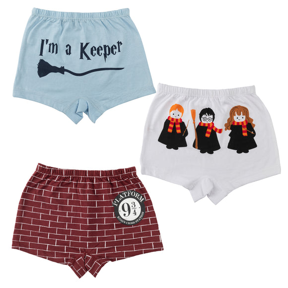 Girls muggle born boxer shorts