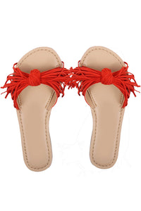 Orange waterfall sandals! Footwear for girls, Flip flop for girls, designer sandals for girls, belly shoes for girls, designer kolhapuri flats