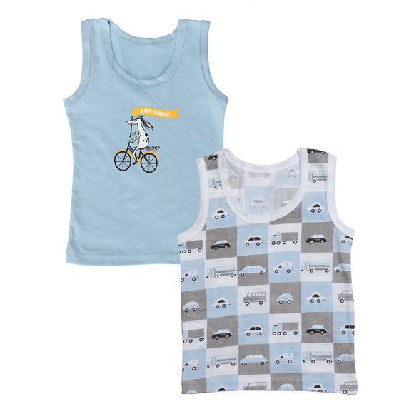 Boys road trip vests