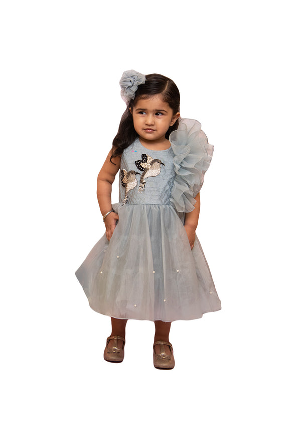 Designer partywear for girls, Partywear dresses for girls, Partywear dresses online, tutu dresses for girls