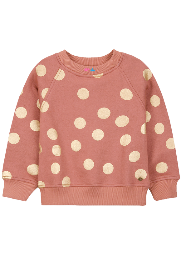 Lilli dusty pink sweatshirt for winters