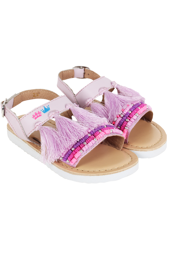 Lilac Lily Sandals