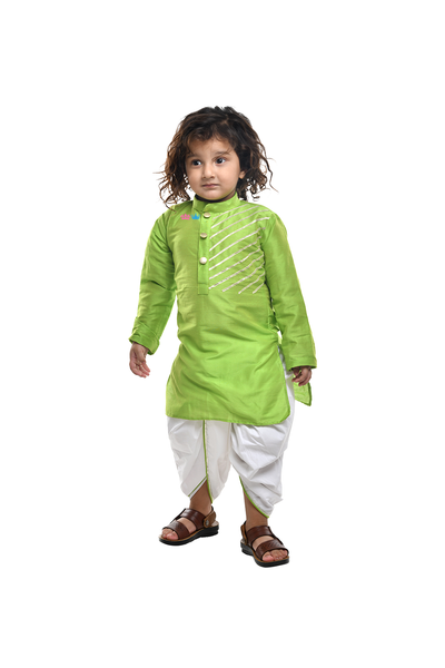 Dhoti set for boys, Designer Dhoti Kurta, Online Dhoti Kurta set, Designer dhoti kurta for boys
