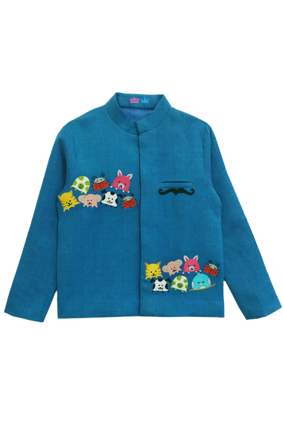 Animals Jungle Jacket