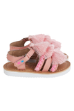 Power Puff Pink Sandals