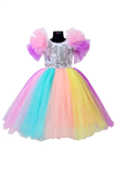 Partywear gowns for girls, Designer gown for girls, Tutu gowns for girls, Designer western gowns