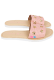 New Superstar Pink Sandals