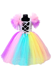 Unicorn tutu gown