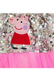 Peppa smash cake outfit for girls