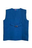 Animals embroidered Nehru Jacket