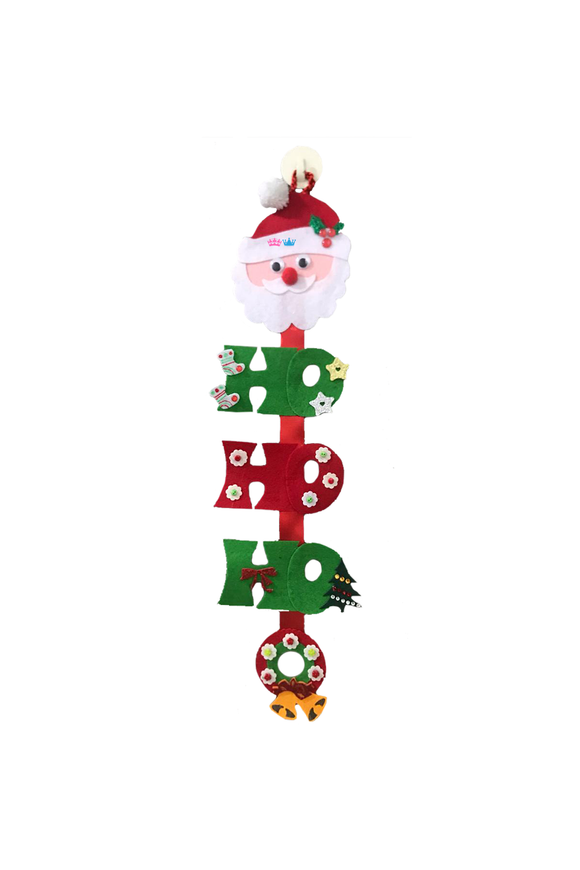 Christmas theme santa bling