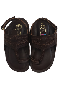 Burnish Brown Sandals
