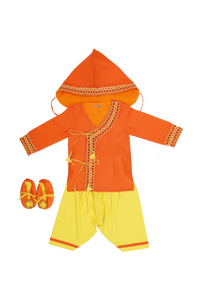Designer ethnic wear, Ethnic wear for boys, jamna set for boys