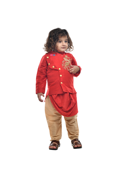 Designer ethnic wear, Ethnic wear for boys, Kurta payjama for boys, kids kurta payjama set.
