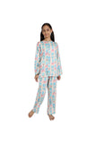 Dream catcher print cotton nightsuit