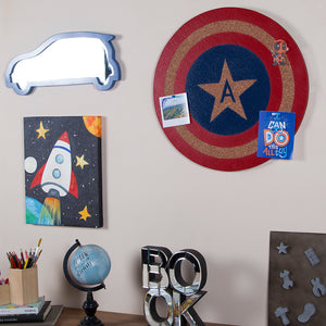 Captain america pinboard