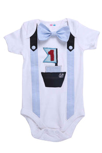 Sailore Choice First Birthday Bodysuit