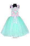 Bouquet Of Flowers Tutu Gown