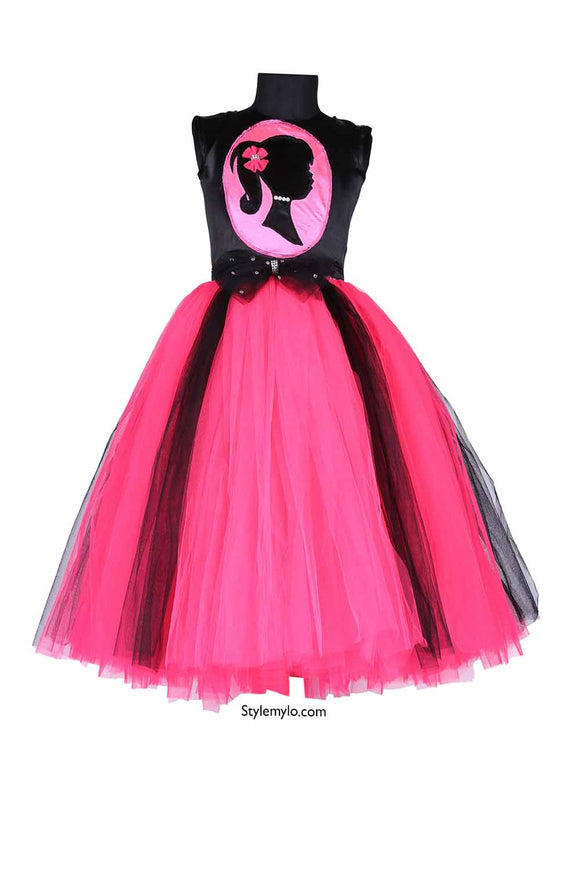 Beautiful Girl Tutu Gown