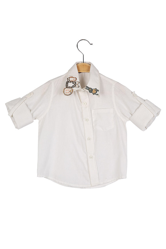 Jungle Jacks Collared Shirt