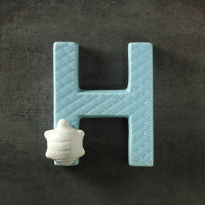 Tobby turtle Letter H