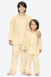 Star Cotton Nightsuit