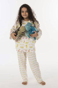 Turtles Cotton Nightsuit
