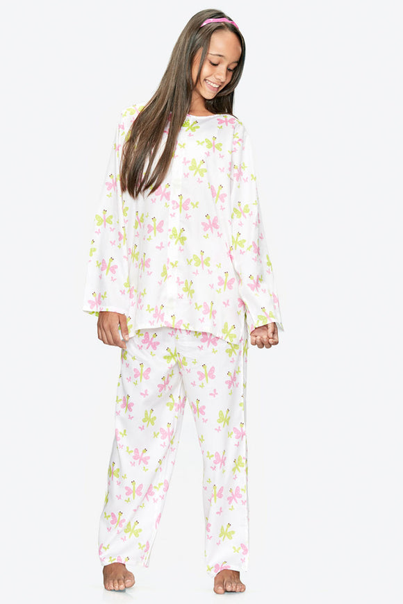 Butterfly Cotton Nightsuit