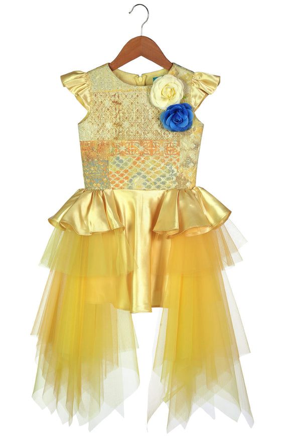 Butter Swirl Dress