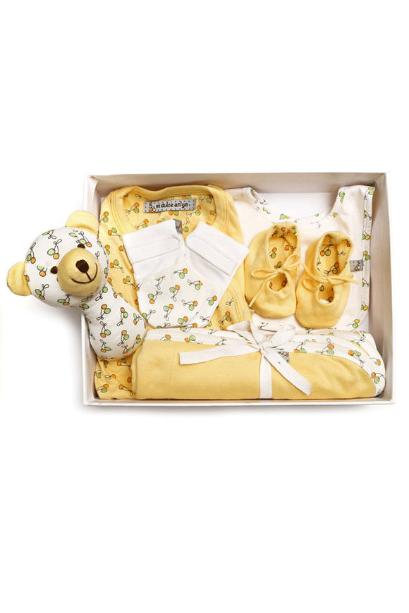Organic Yellow Gift Sets