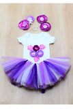 Purple Fairy Tutu Outfit