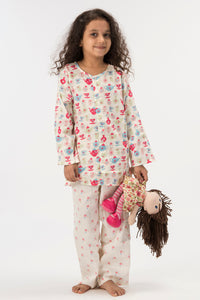 Teapot Cotton Nightsuit