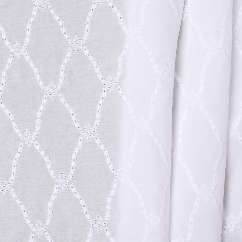 Premium Embroidered Fabric Heer