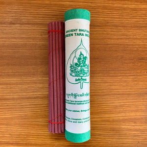 Green Tara Ancient Bhutanese Style Incense