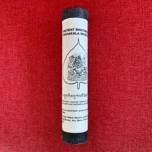 Mahakala Ancient Bhutanese Style Incense