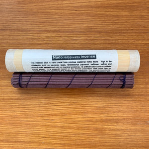 Nado Happiness Grade A Bhutanese Incense