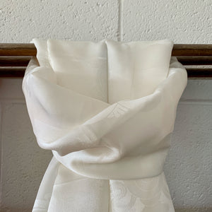 White Khata Offering Scarf 2.5m