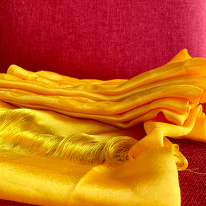 Yellow Khata Offering Scarf 2.5m