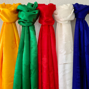 5 Colour Offering Scarf Set 2.5m