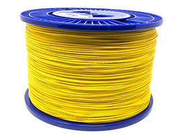 Fiber optic cable 9/125 single mode simplex 2.0 millimeters diameter color yellow 1000 meters - Mr. Tronic