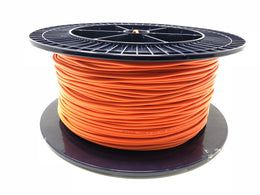 Fiber optic cable 50/125 multi mode simplex 3.0 millimeters diameter color orange 100 meters - Mr. Tronic