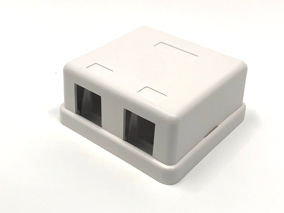 2-port box compatible with TB110 universal connections - Mr. Tronic