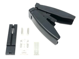 Kit for mounting fiber optic connectors - Mr. Tronic